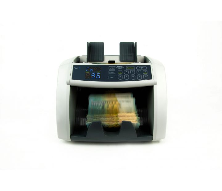 laurel counting machine
