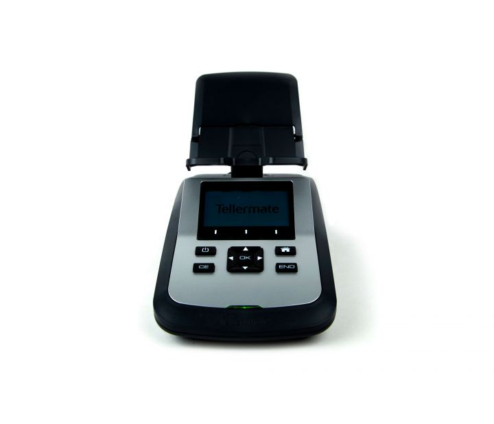 Tellermate Tix-1000 Note and Coin Weigher Front